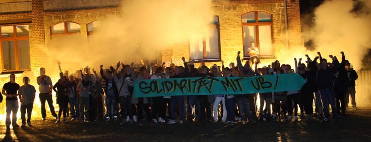 Solidarität mit UB 01